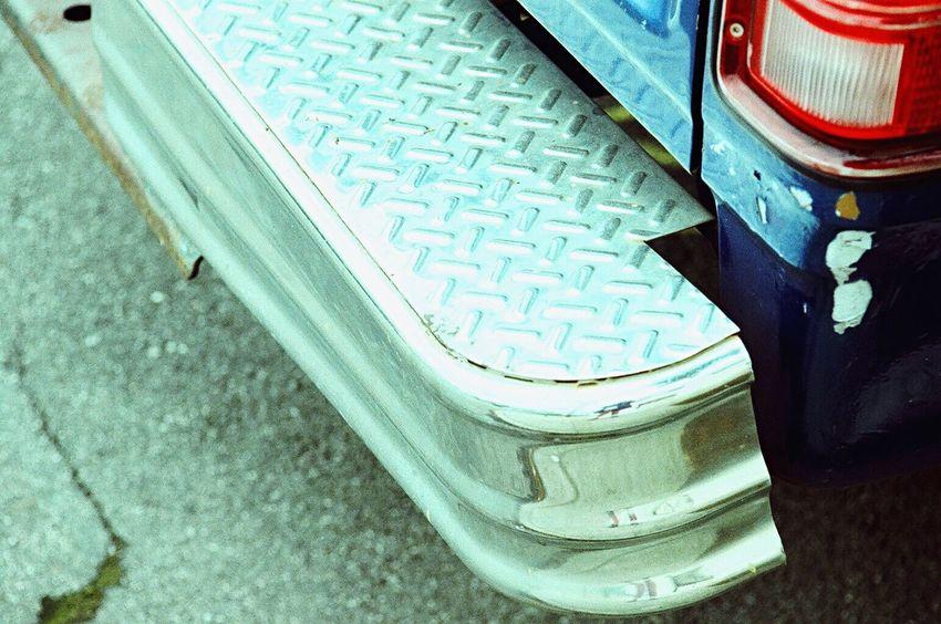 Zenit122 No People Film Lomo Xpro 100 Koduckgirl Truck Land Vehicle Chrome