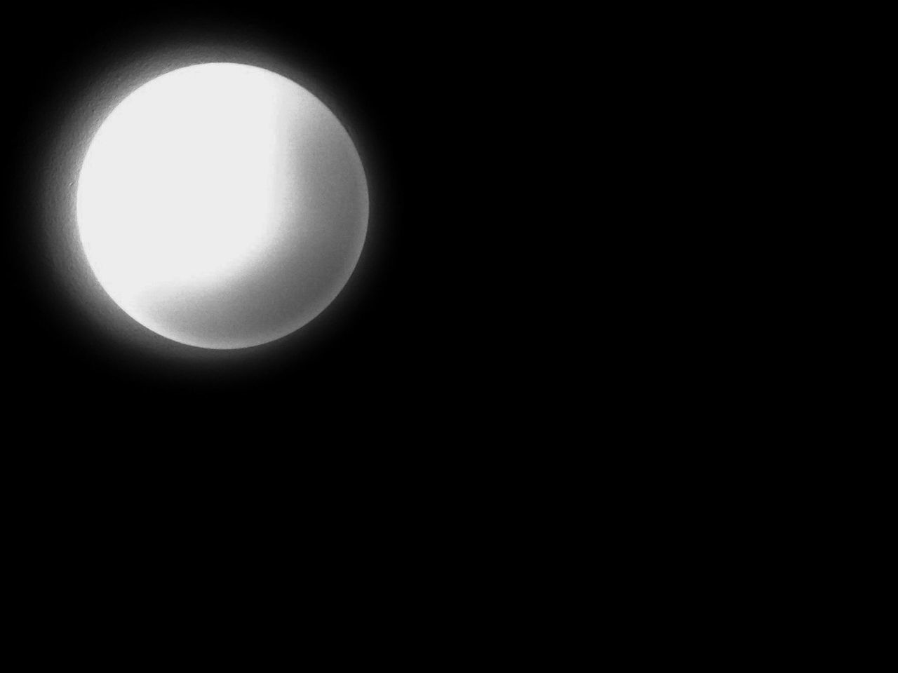 Cheap moon Light And Shadow Night Lights Minimalism Dark Black And White