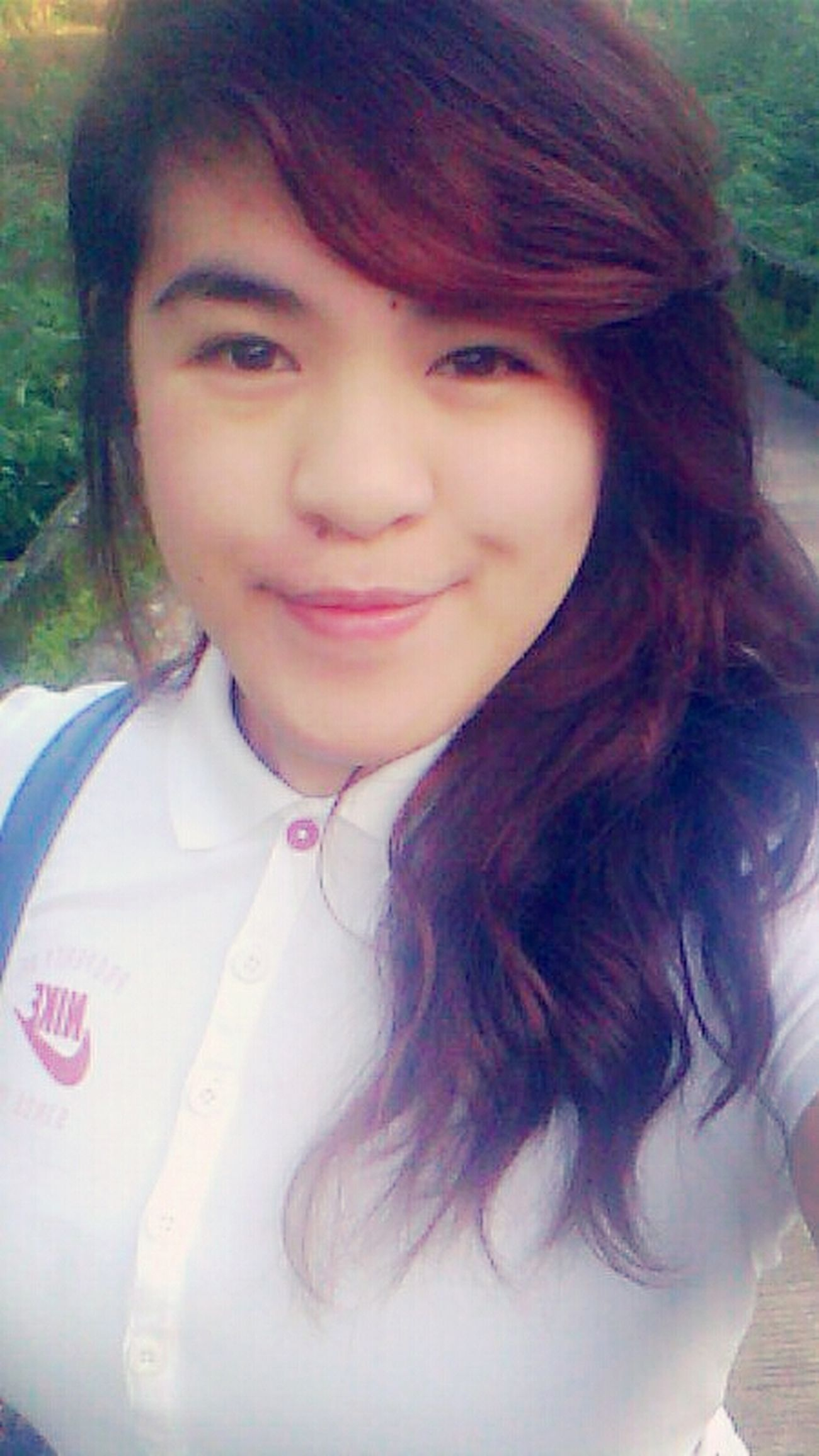 when things got worse, just face it with a smile. :) Smile ♥ Be Strong