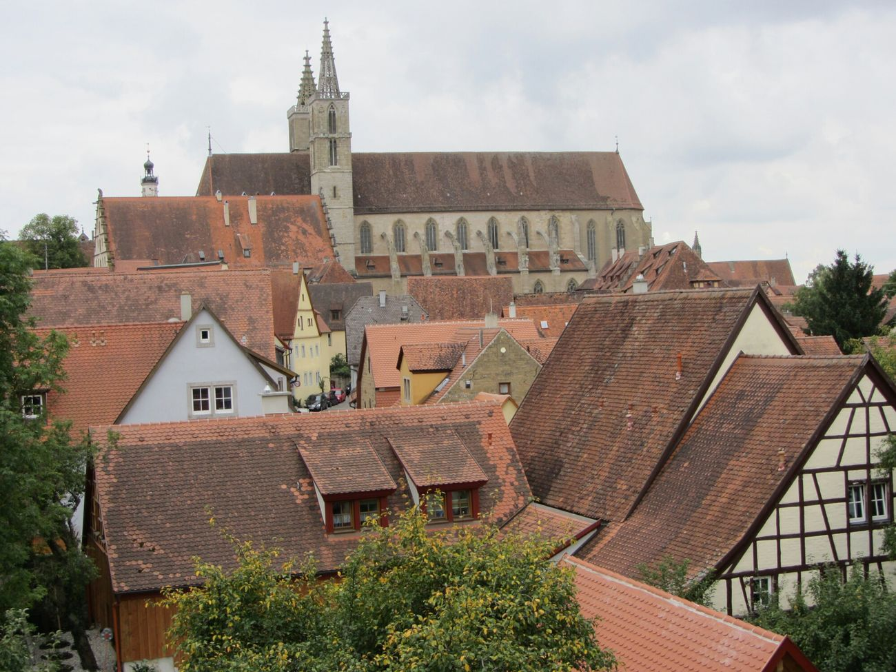 Jacobskirche Rothenburg O. T.