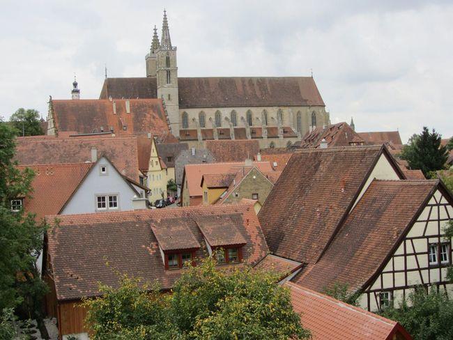 Jacobskirche Rothenburg O. T.