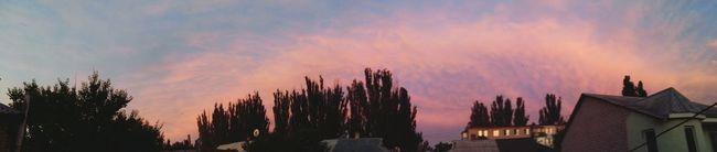 Nature Summer City Sunset ☀☀☀