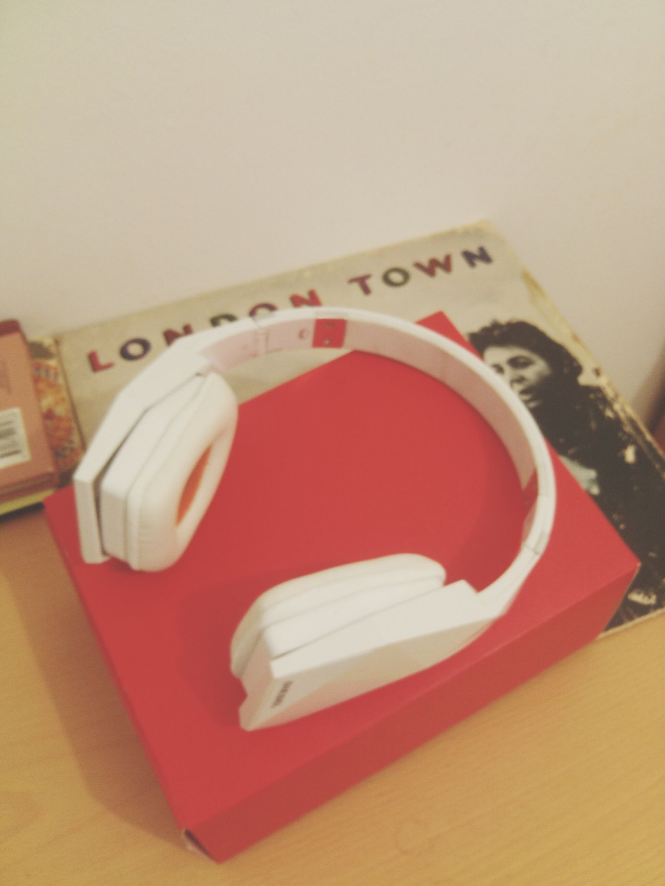 My New Headphones Come To Me... :D