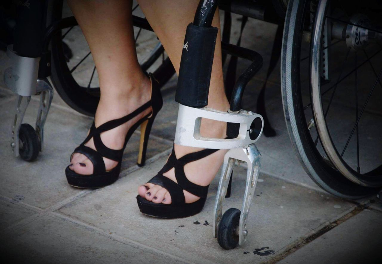 Wheelchair Woman Shoes Women Around The World Break The Mold