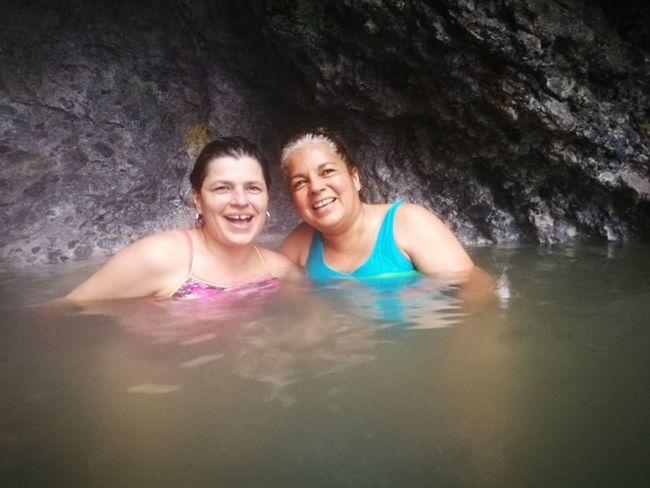 Aguas Georgimas Guatemala Quetzaltenango Happiness Two People Septiembre EyeEm Selects Beauty In Nature Rural Scene Tranquility Scenics Nature