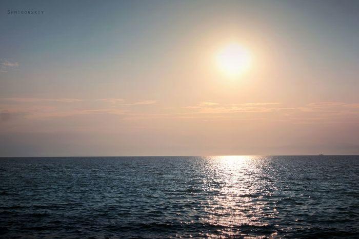 Vladivostok Embankment Sea Sun Summer владивосток набережная Море Canon Canon550