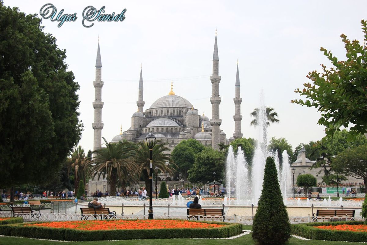 City Happiness Mosque Canon Istanbul Cami Happy :) Istanbul City Mylive  Folow Me Istanbuldayasam No People Ugursimsek 600D Sultanahmetcamii Sultanahmet Sultanahmetmeydanı Sultan Ahmed Mosque Sultanahmed