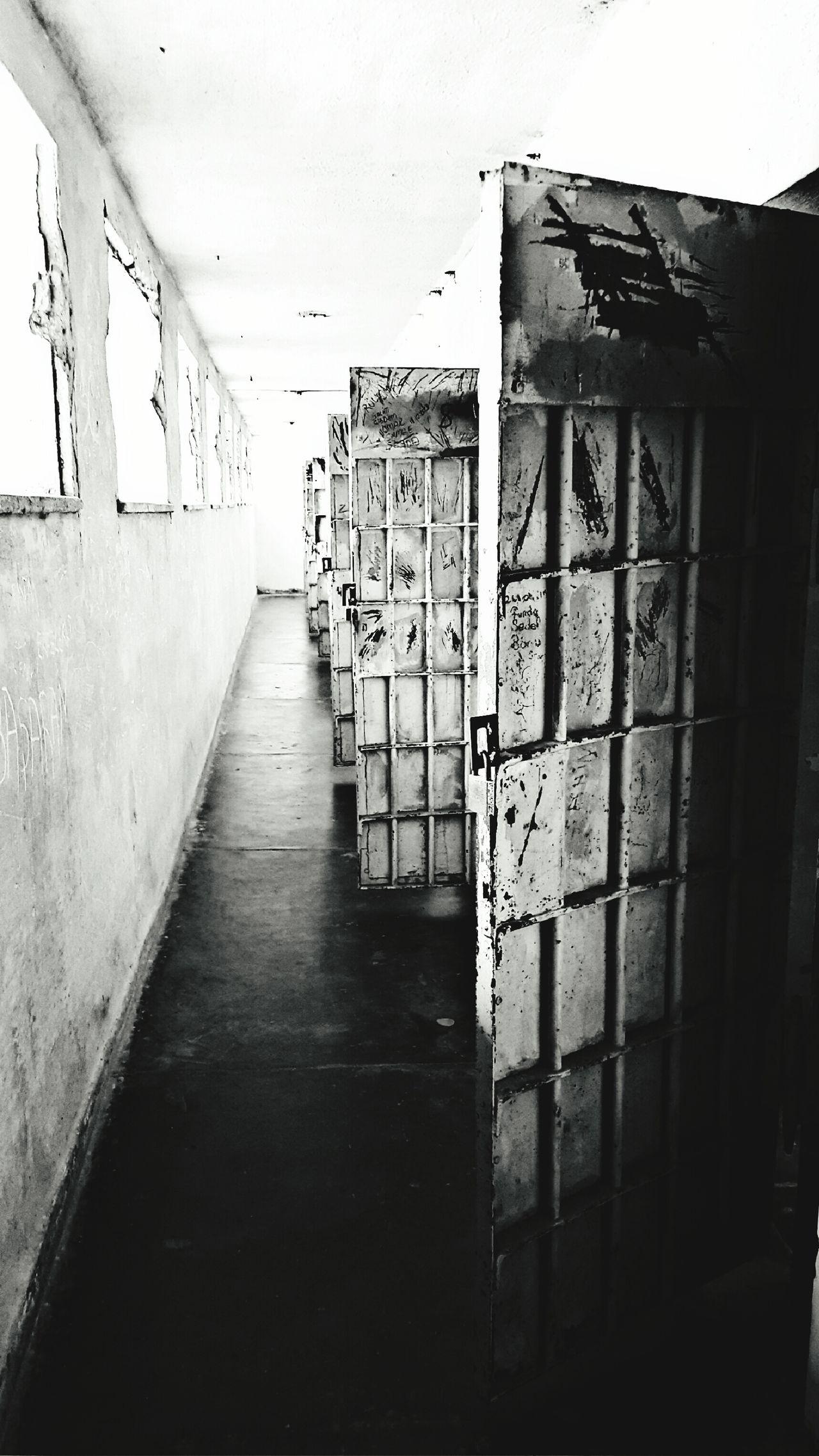 Sinop Prison Prison Old Prison History Black And White Blackandwhite