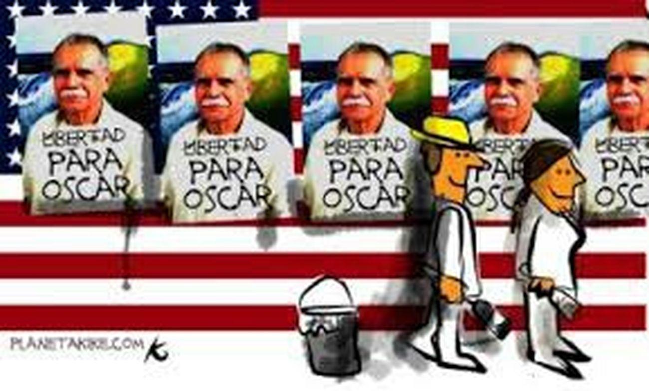 Free Oscar Lopez Rivera Political Unitedstated PuertoRicanFreedomFighrers Prisoner ForMoreThen30years