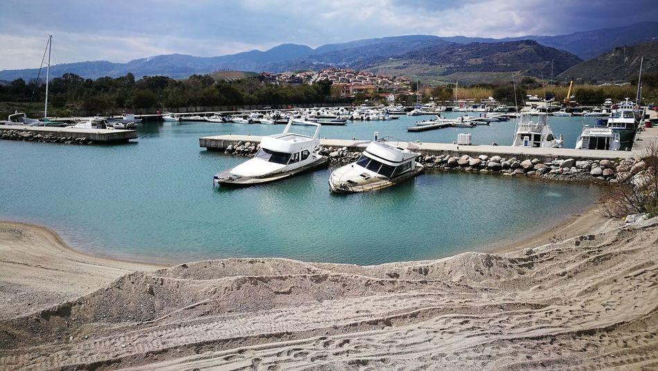 Porto Badolato Calabria Italy