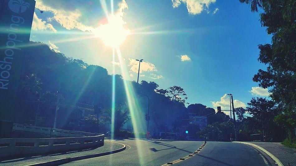 Nice Afternoon of Winter Saulo Valley Freguesia Rio De Janeiro Sun