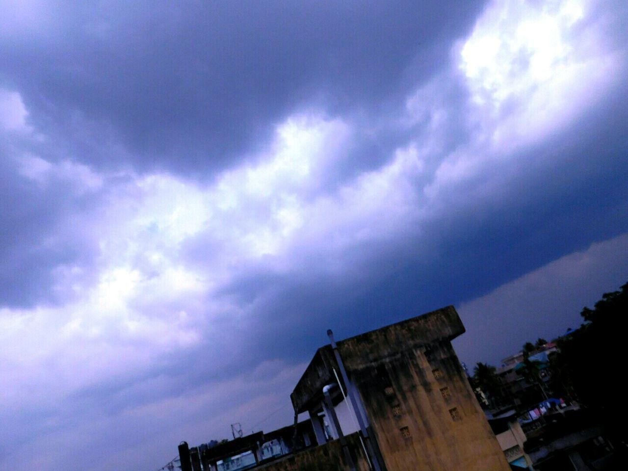 Sky Storm Cloud Cloud - Sky Dramatic Sky No People Thunderstorm Nature Weather Photography