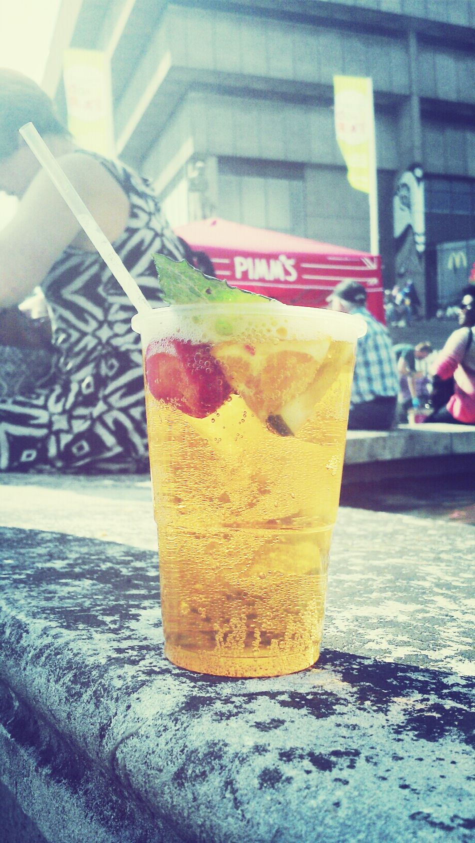 pimms o clock! Alcohol 25 Days Of Summer Pimmsoclock