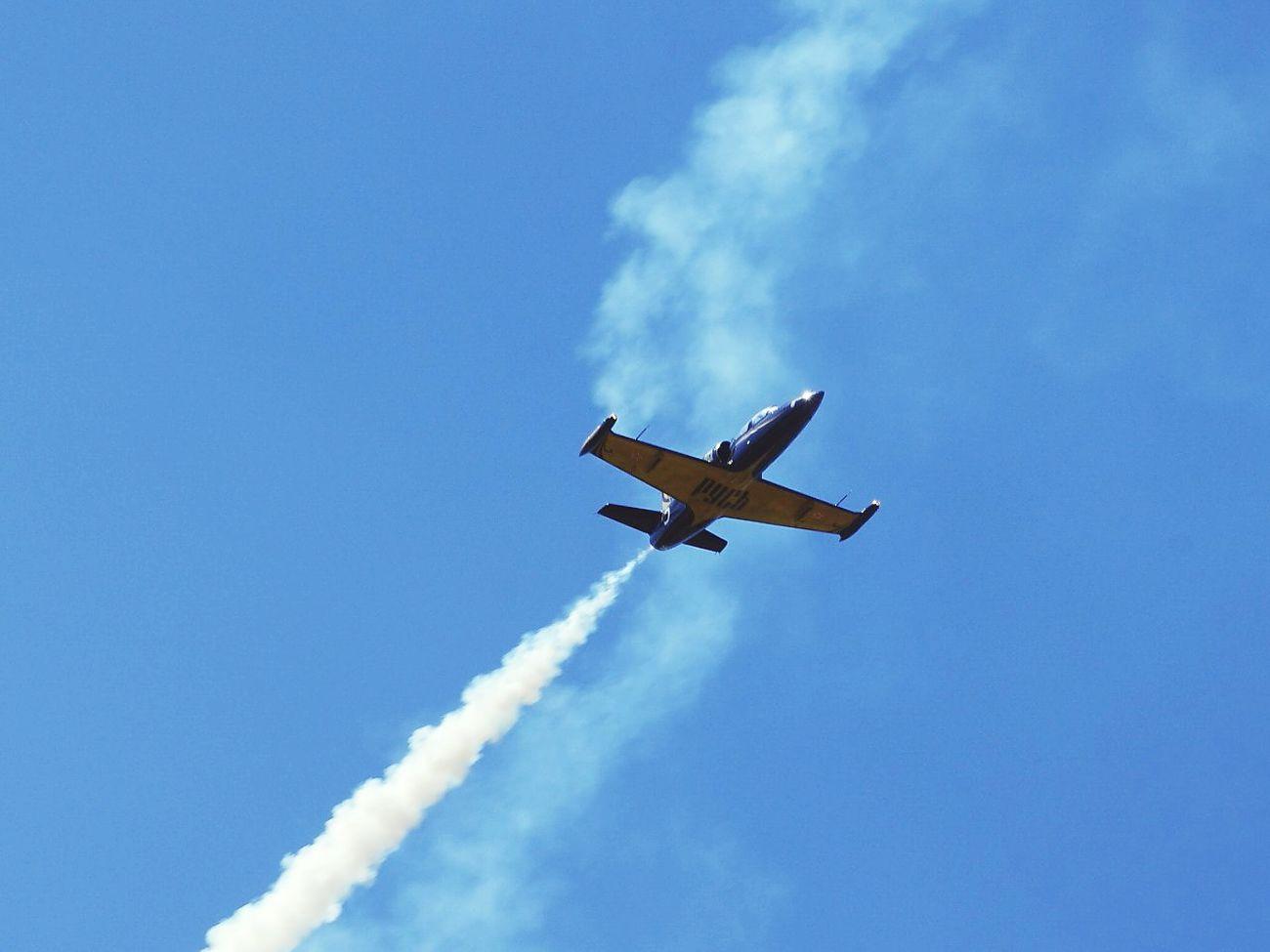 Air Самолёты авиошоу Perm' Ural Russia Sky небо Россия Hello World