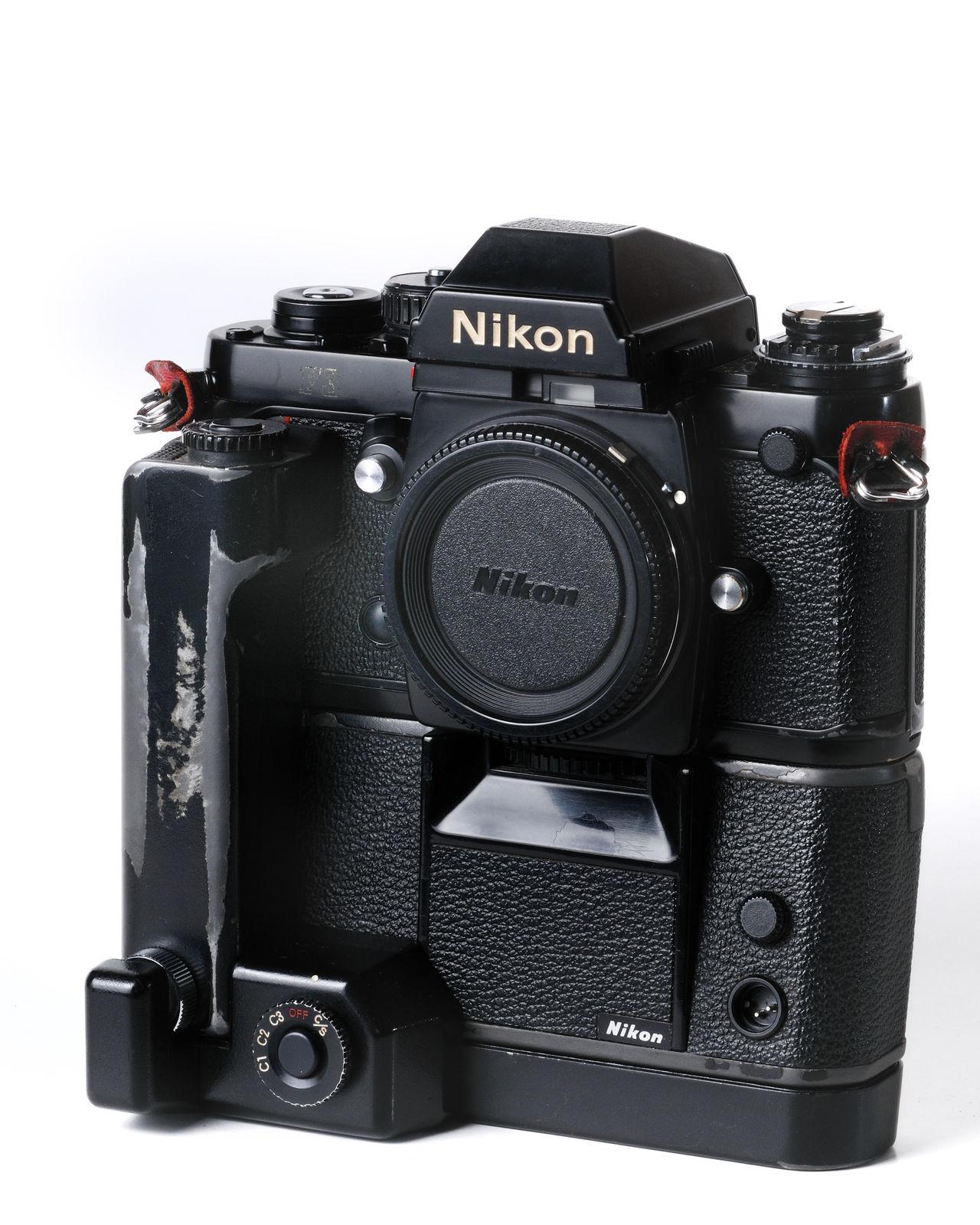 Camera Porn Film Camera Nikon Nikon Camera Nikon F3 Photography Themes Studio Shot White Background