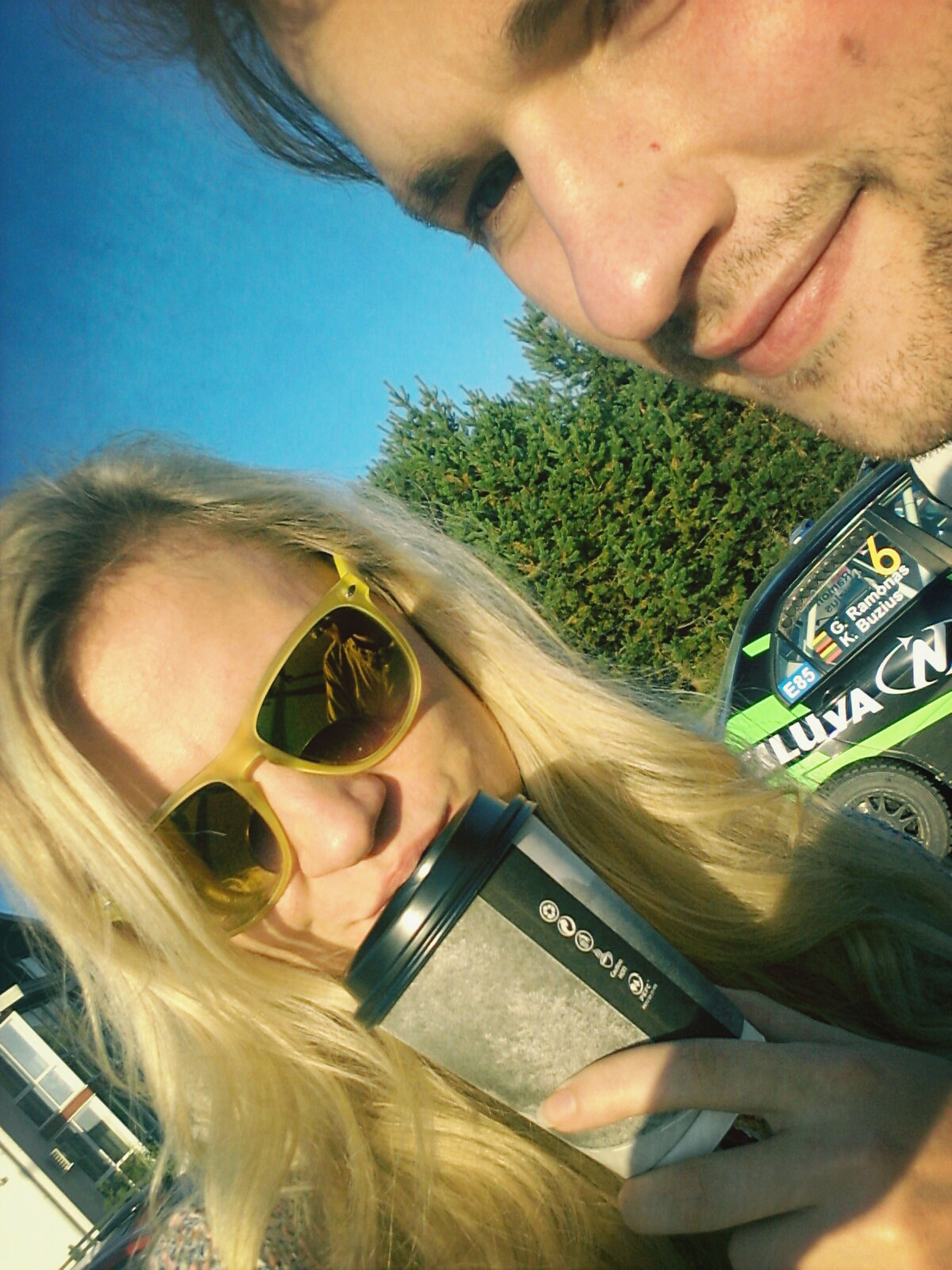 Rally here :D Clasic Rally Druskininkai