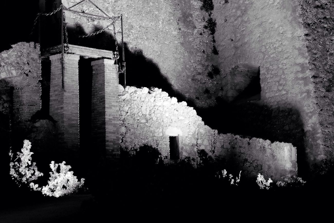 Fort du mont Alban Superbalade de nuit Enjoying Life