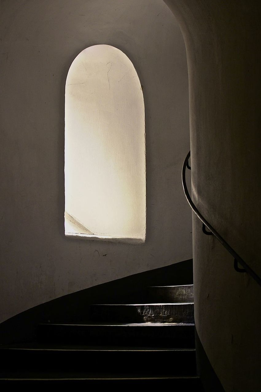 courthouse santa barbara ca Curved Stairs Illumination Steps And Staircases Window