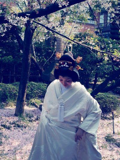 My best friend's wedding ceremony;) So beautiful<3 Wedding My Best Friend Beautiful Bride