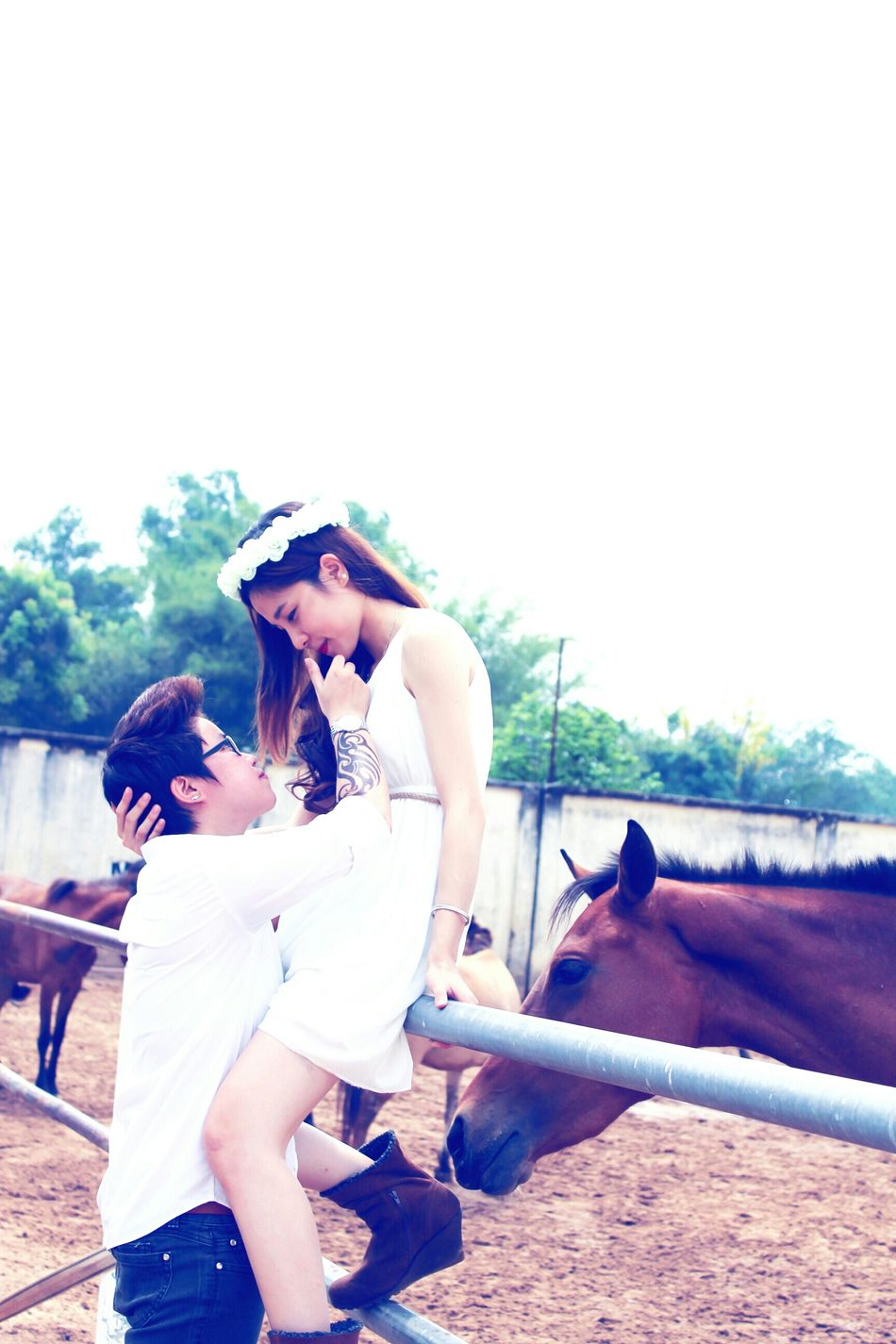 Couple Happy Together Vietnam Beautiful Anniversary Ioveyou Love Country Ballad