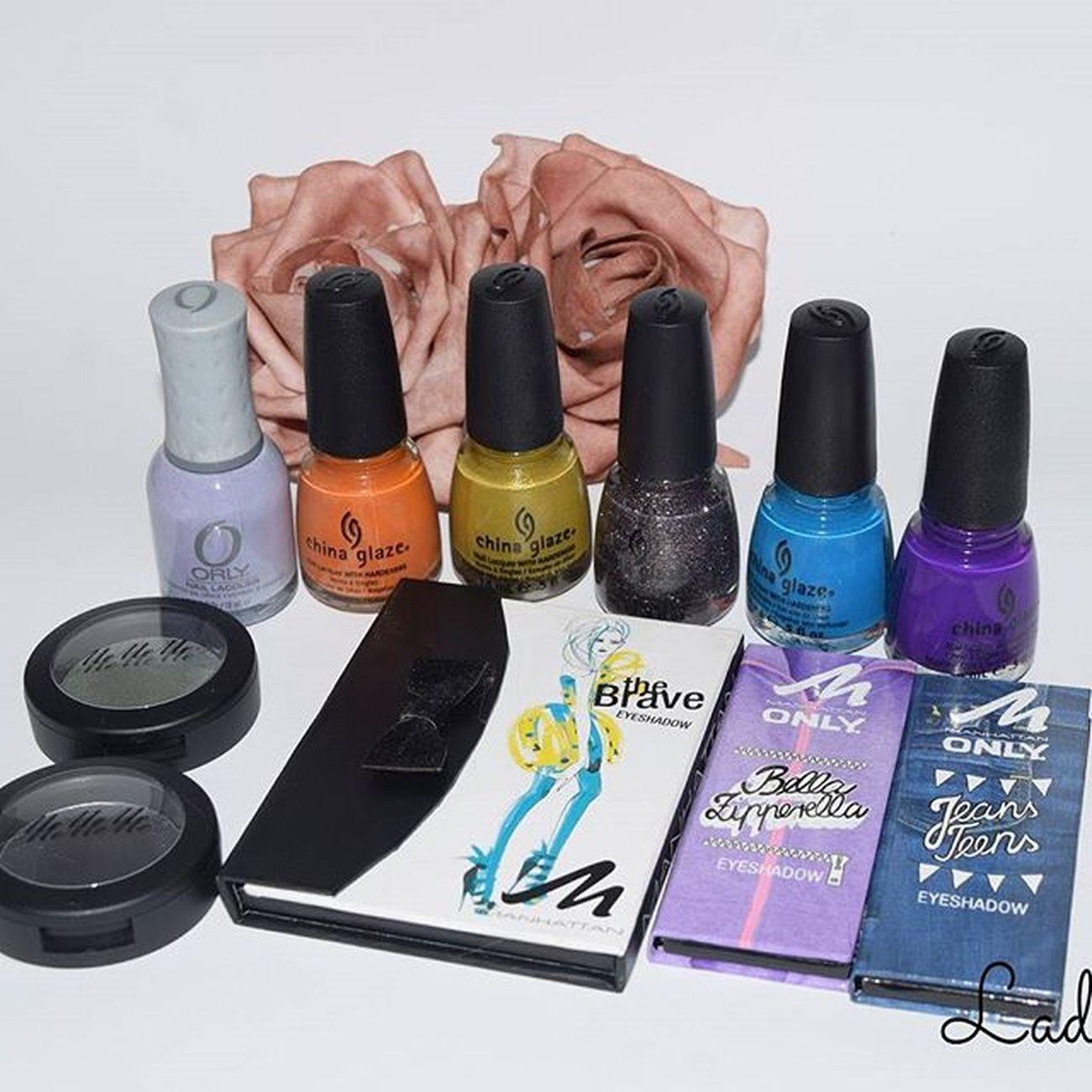 Meine Kosmetik4less Bestellung vom letzten Monat. Mememe Mono Eyeshadow Manhattan Chinaglaze Orlynails Orly Naillacquer Nagellacksucht Nails Nailsswag Haul Kosmetik4lesshaul Shooping Online  Cosmetic Beautyblogger_de Beautyblogger Bloggergram Blogger