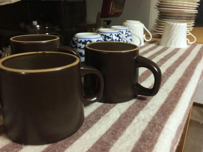 Bunshitsu cups