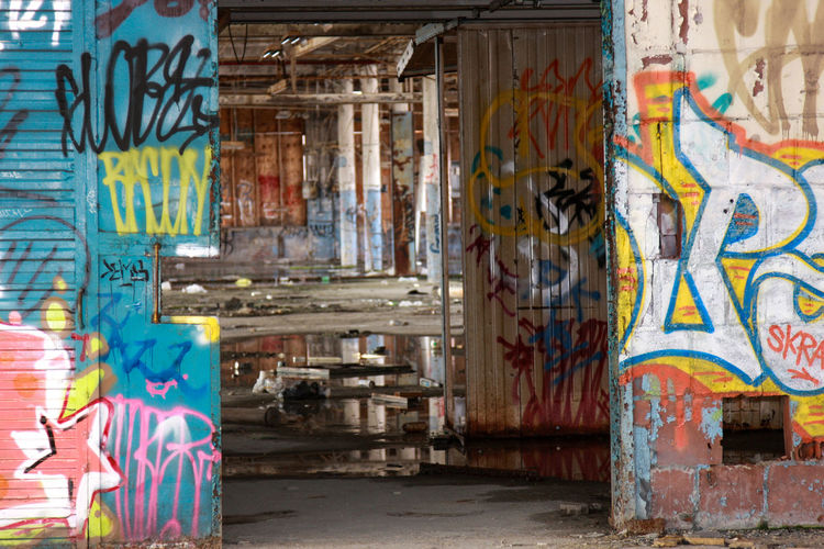 Philly Abandoned Architecture Graffiti Urbex first eyeem photo