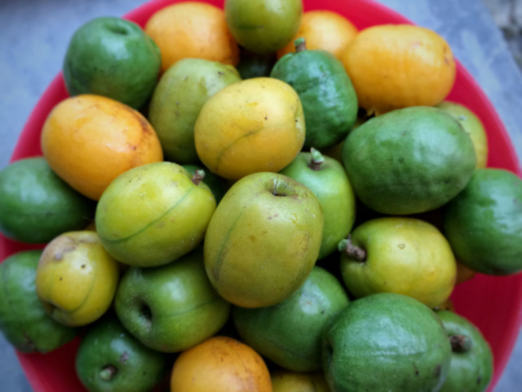 Abundance Close-up Colors Day Food Food And Drink Freshness Fruit Green Green Color Healthy Eating Large Group Of Objects No People Outdoors Yellow