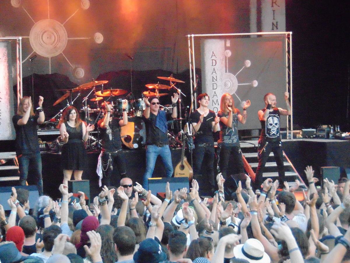 Eluveitie Feuertanz Feuertanzfestival Feuertanzfestival2016 Folkmetal Metal