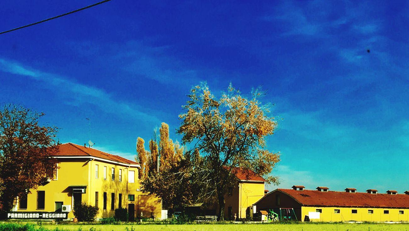 Parmigianoreggiano #campagne Campegine Autunnoprimaverile