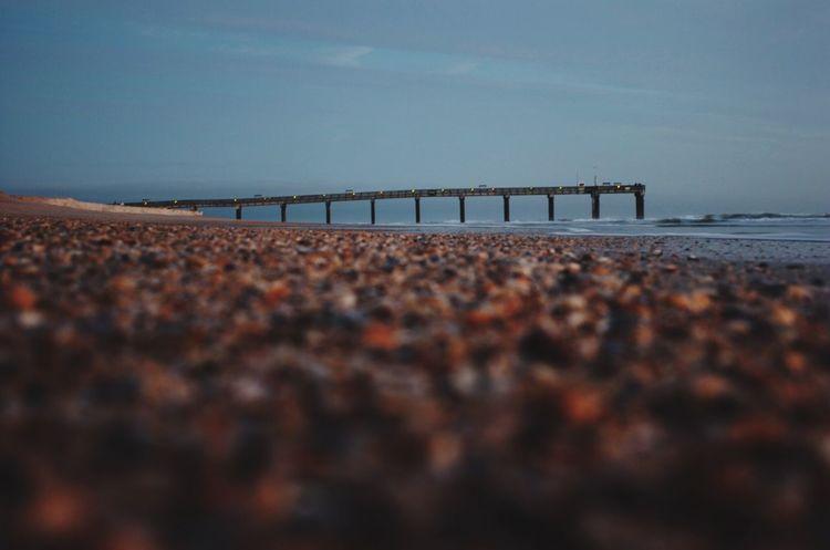 Landscape Showcase March On The Beach Sunset #sun #clouds #skylovers #sky #nature #beautifulinnature #naturalbeauty #photography #landscape Pier Seascape Seashells St Augustine, FL St. Augustine St. Augustine Beach