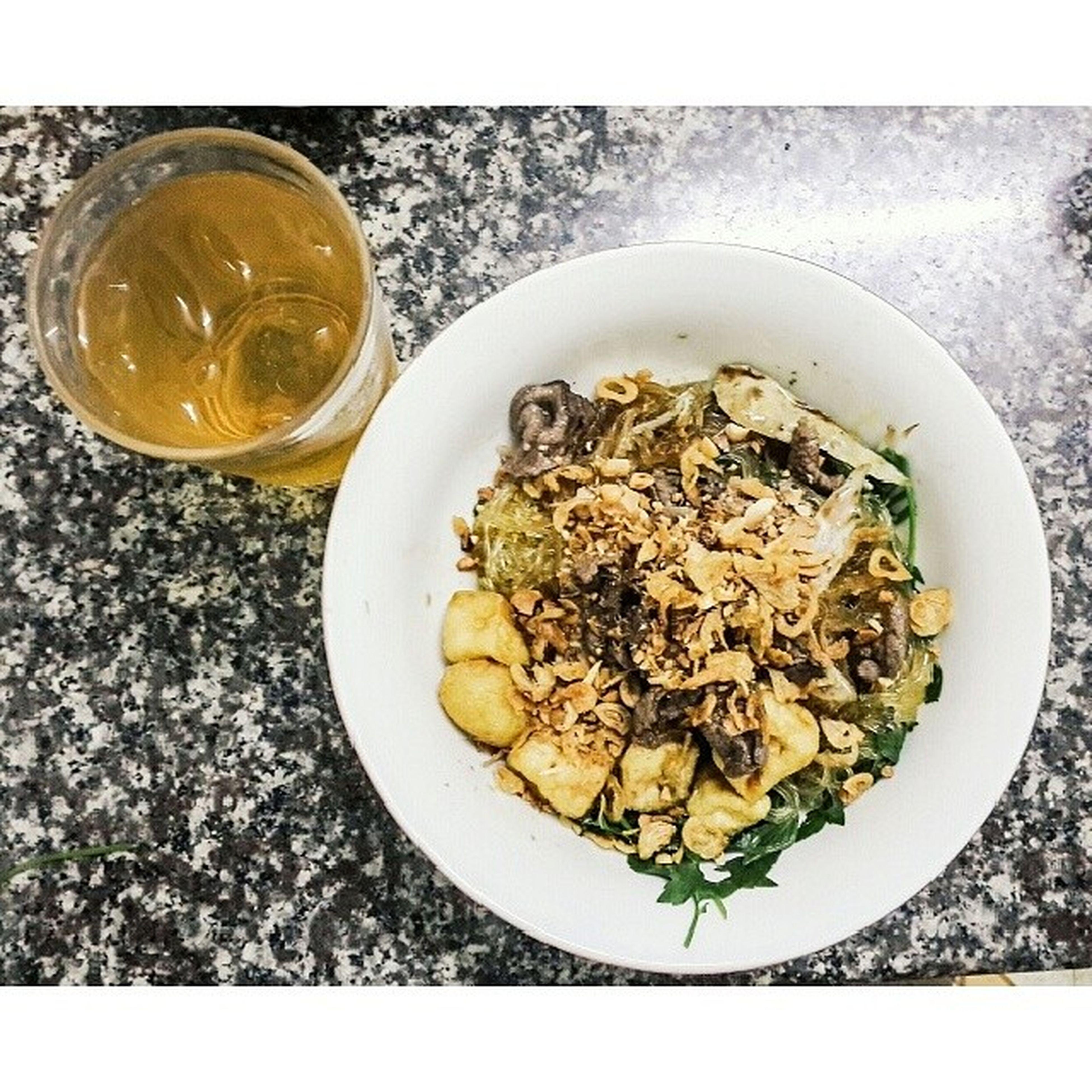 Simple is the best! Mientron Lengochan Suitableforsummer Vietnamcuisine