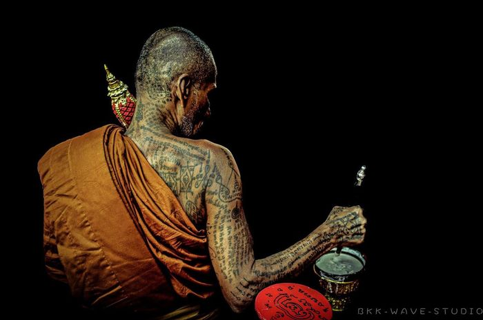 Culture of Tatoo Bkkwavestudio Potrait_photography Tatoo Art people