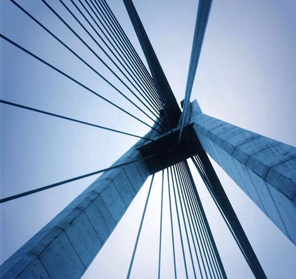 Bridge Architecture Bridge Photography Batam Batam, Indonesia Sky Barelang Bridge Barelang Bridge In Batam Island