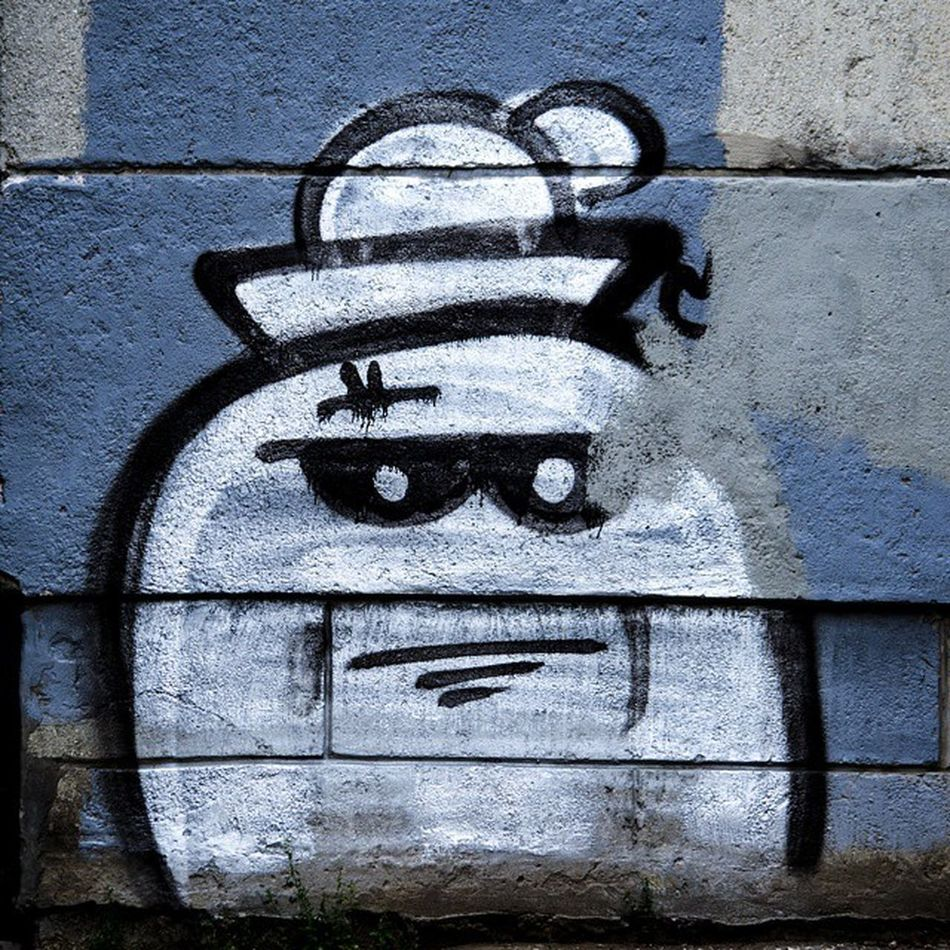 Граффити Чб Urban_glass Graffiti streetart