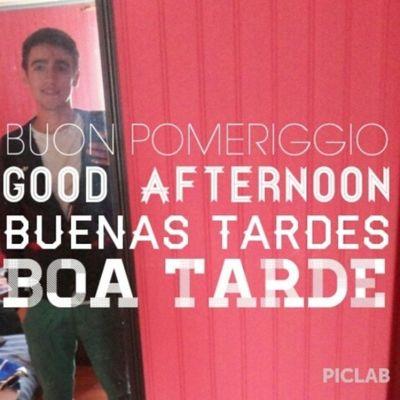 Buenas tardes :) Buenastardes Goodafertoon Boatarde Tagsforlikes like4like