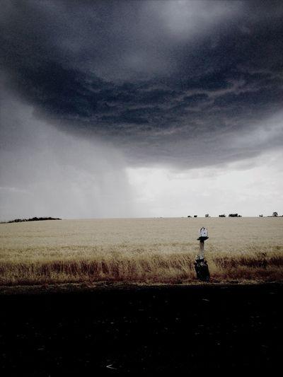 Thunderstorm?