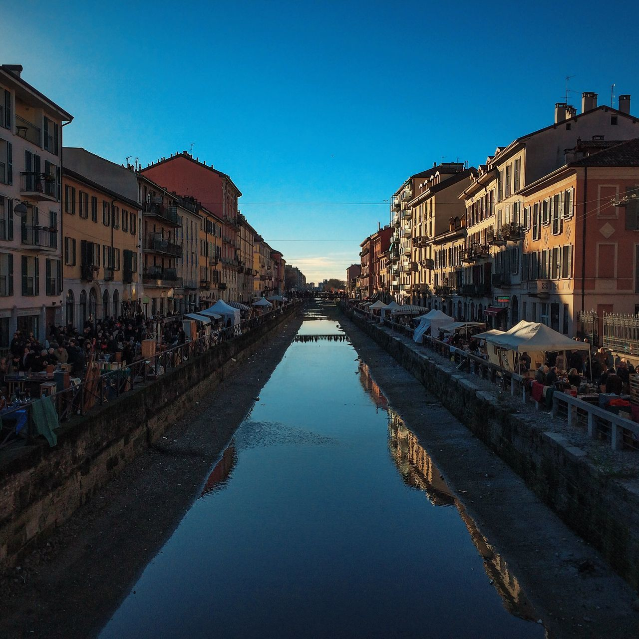 Naviglio Grande AMPt - Street NEM Street NEM Submissions AMPt - Vanishing Point NEM Landscapes