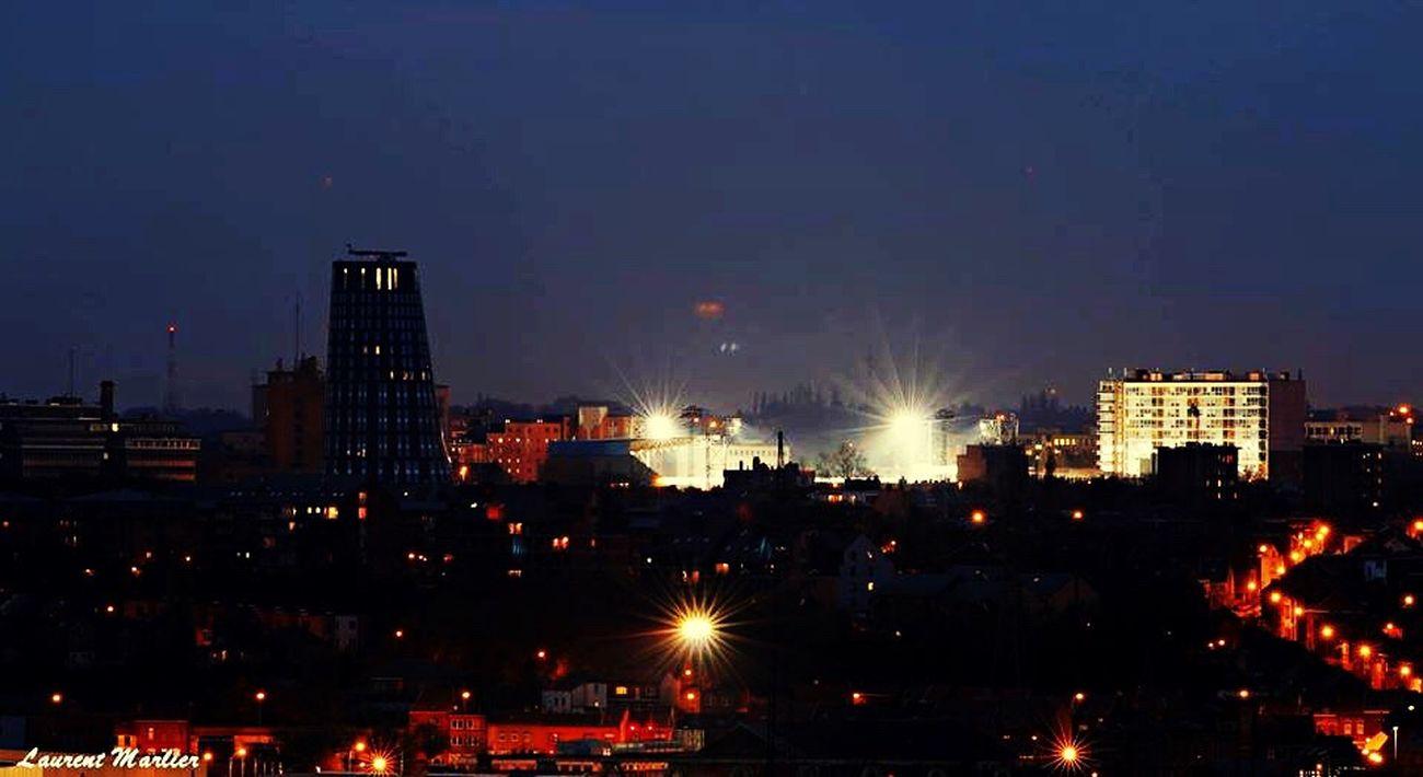 Charleroi, Belgium Paysnoir Cityscapes Cityscape Landscape Paysage