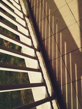 城市几何之琴键。 Urban Geometry Light And Shadow