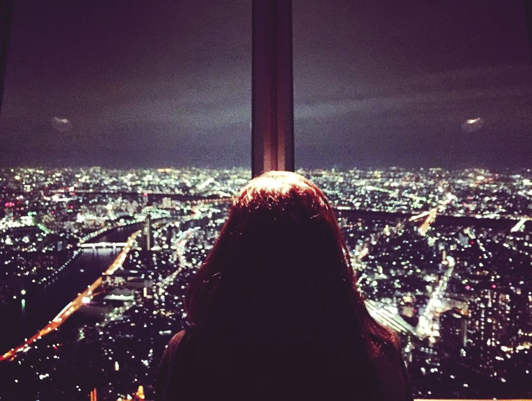 Delusional Tokyo Night Timefreeze Breathtaking View