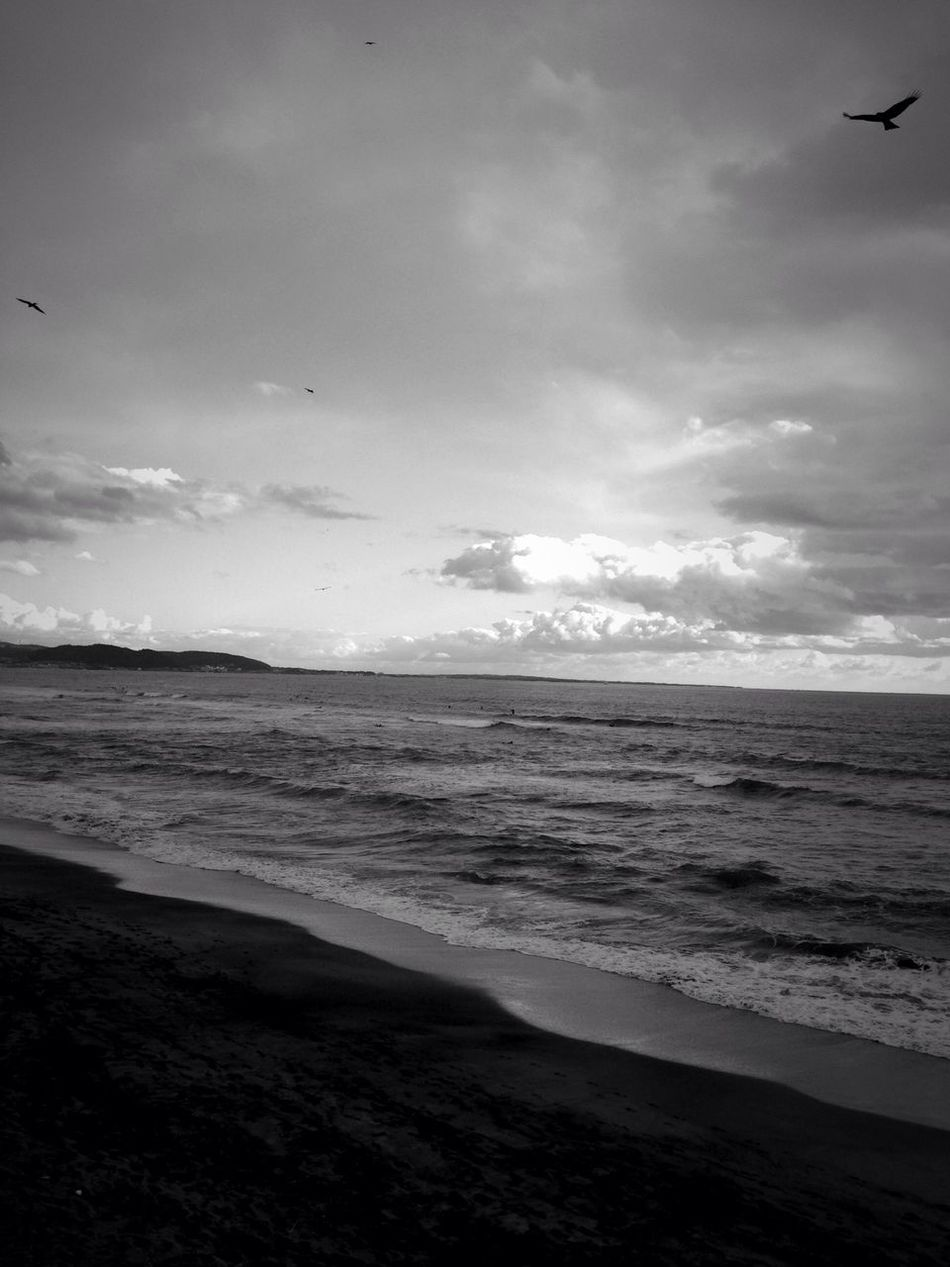 Beach Sunset #sun #clouds #skylovers #sky #nature #beautifulinnature #naturalbeauty #photography #landscape
