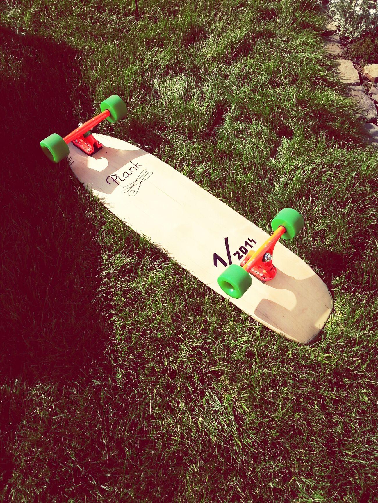Longboard Boardart