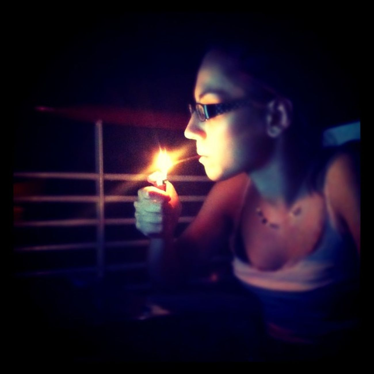 Set my night on fire