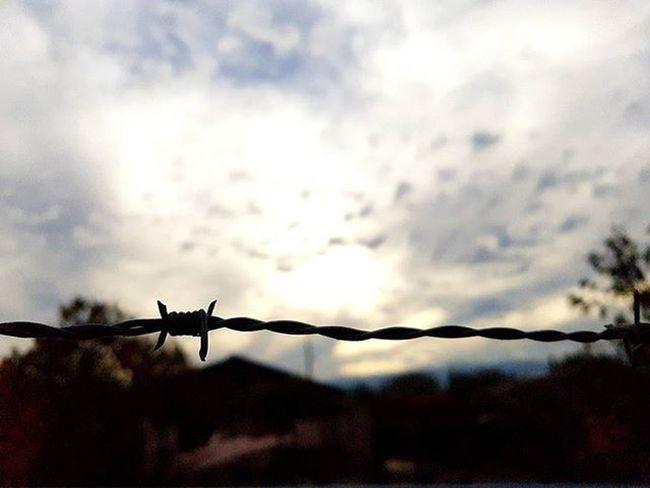 La libertad de romper cadenas. Skyporn Sky S7 Vscocam VSCO Photographer Landscape Landscape_captures Blue Clouds Reflextion Naturelovers Nature