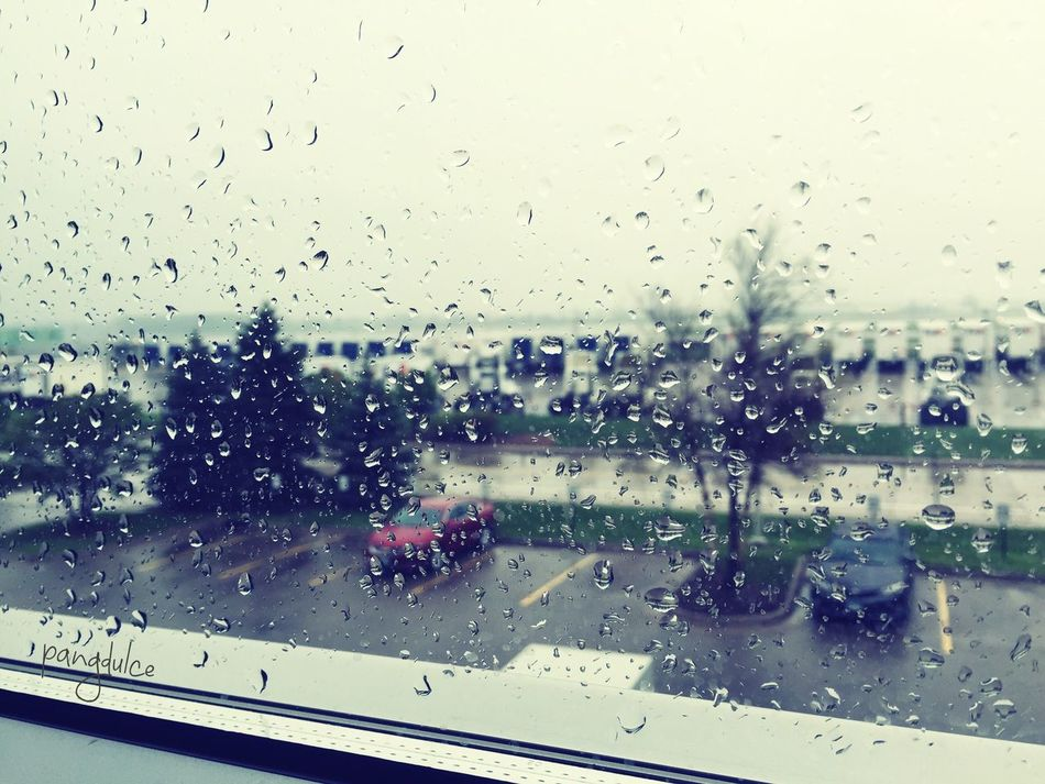Rainy day at MSP Airport Rainy Days