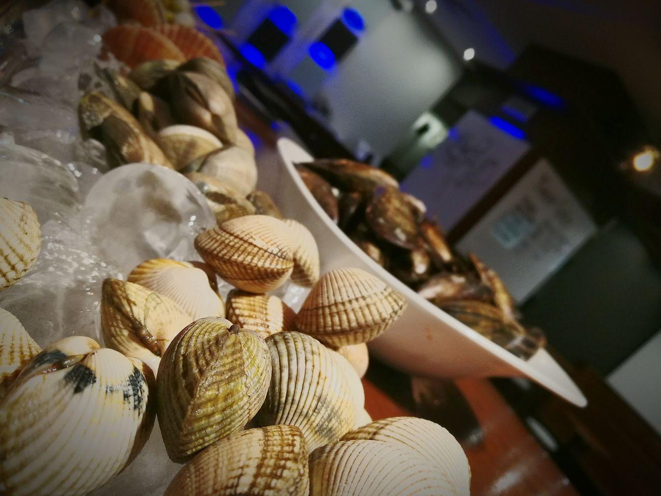 El mejor marisco, la mejor comida! Indoors  Close-up No People Day First Eyeem Photo Good Food Marisco Comida(:
