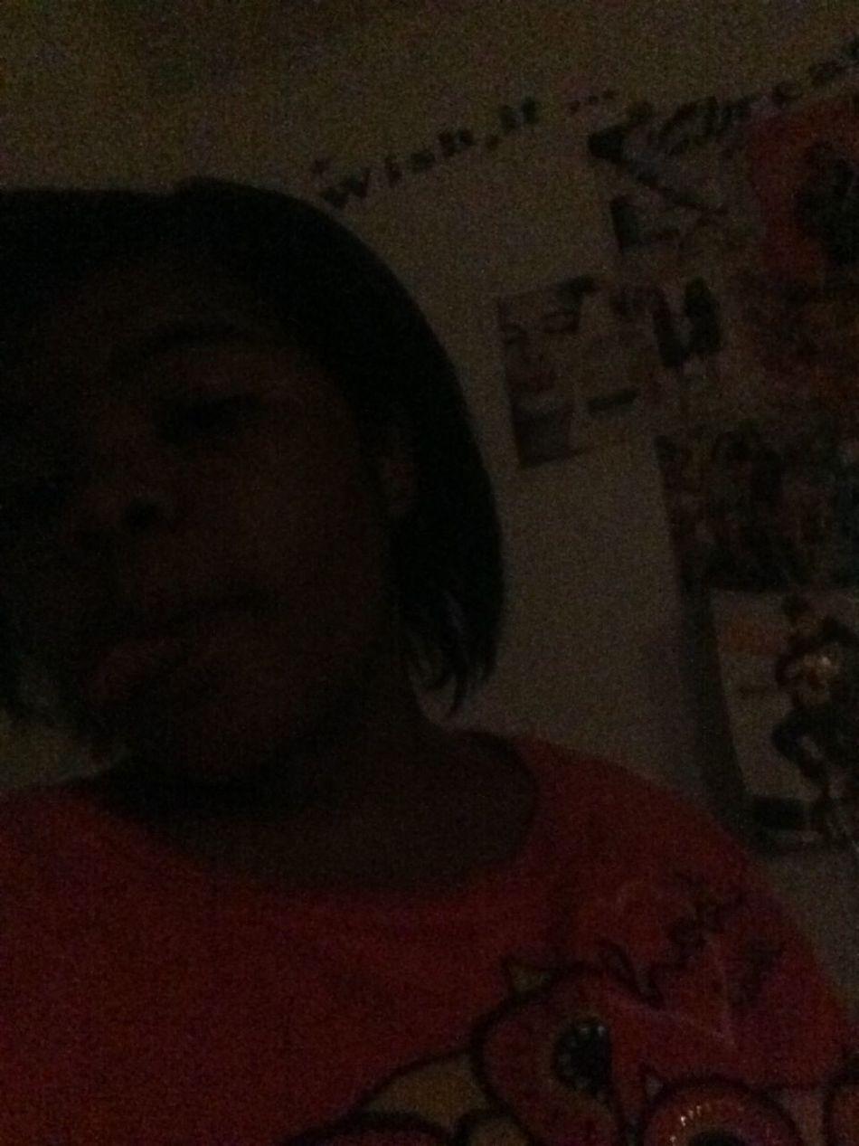 Its Dark Or Wateva