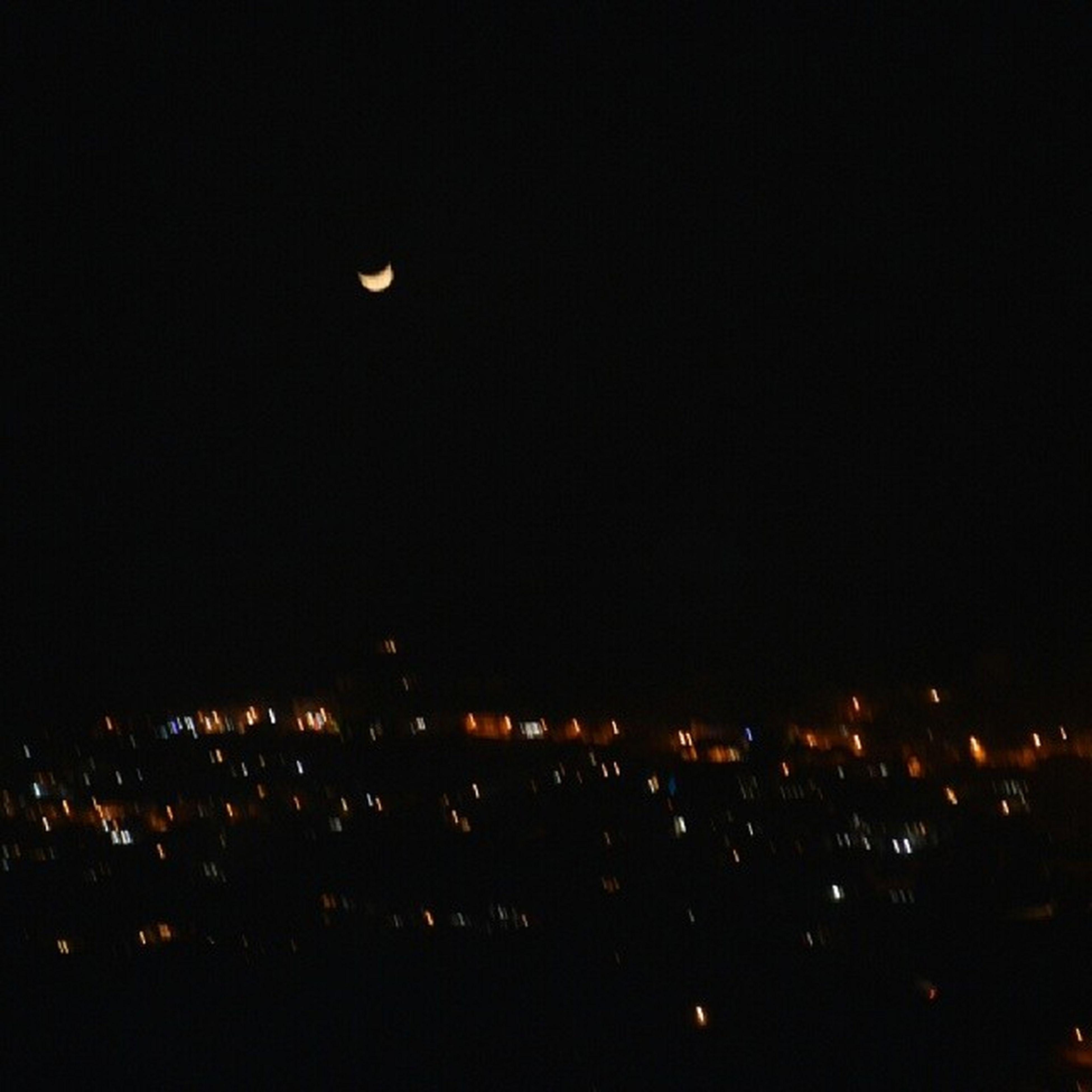 Deir el qamar Under The moon