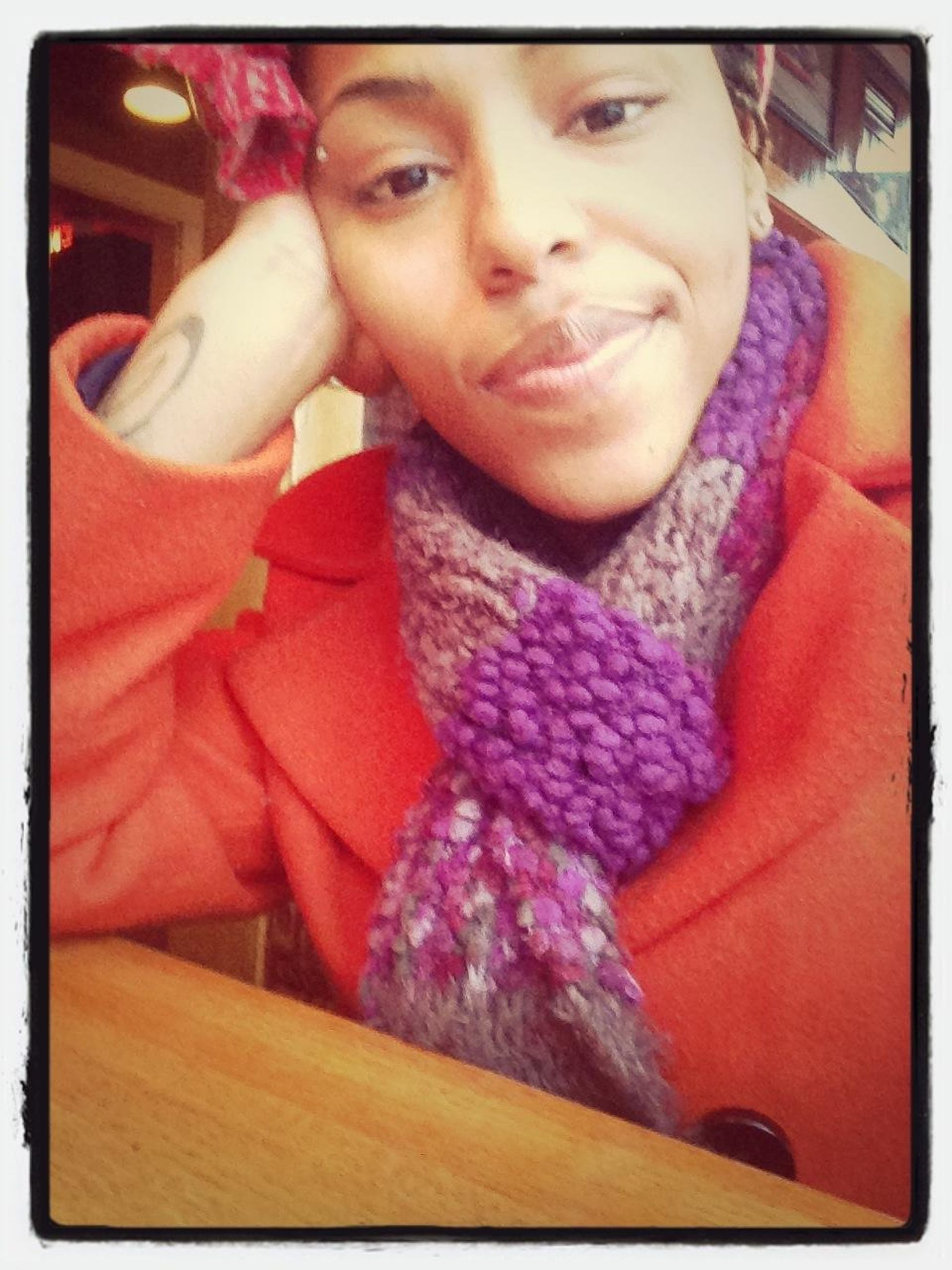 On a lunch date w/ @loyalty25